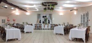 decoration salle couronne